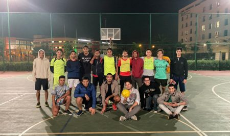 Hope UM6SS organise un tournoi de football caritatif