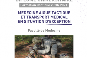 DU medecine aigue