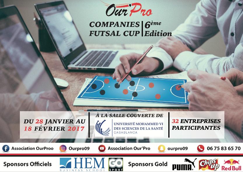 Companies Futsal Cup 2017