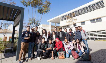 L'UM6SS souhaite la bienvenue à ses nouveaux étudiants !