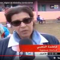 Caravane humanitaire UM6SS/2018 : Opération Kerrouchen