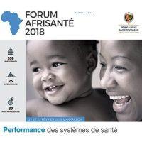 L'EISP au Forum AFRISANTE 2018