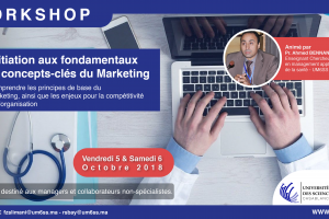 INITIATION AUX FONDAMENTAUX ET CONCEPTS-CLES DU MARKETING _Plan de travail 1