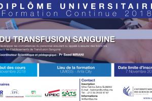 DU Transfusion Sanguine