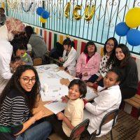 LCU Sourires d'Enfants – Action APAEI