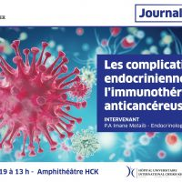 Journal Club #16 : Les Complications Endocriniennes de l'Immunothérapie Anticancéreuse