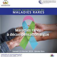 Deuxième Journée des Maladies Rares