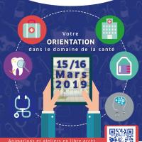 15 et 16 Mars 2019, l'UM6SS organise son 3e Forum Universitaire des Professions de la Santé