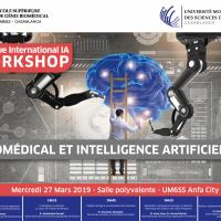 Workshop : Biomédical et Intelligence Artificielle
