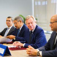 l'IMSC signe une convention de partenariat avec la Chambre Française de Commerce et d'Industrie