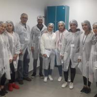 Visite de l'industrie pharmaceutique au profit des étudiants de première année de pharmacie