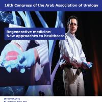 Conférence sur la médecine régénérative avec le Pr. Anthony Attala