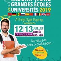 """l'UM6SS participe au """"Salon international des grandes écoles et universités"""""""
