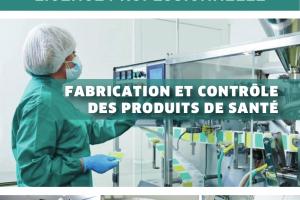Brochure Fabrication et controle des produits de santé -1-1