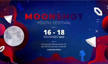"l'UM6SS accueille le ""MOONSHOT MOROCCO YOUTH FESTIVAL 2019 """