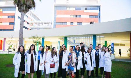 Cérémonie de réception de la Première Promotion des Internes de la Faculté de Médecine de l'UM6SS