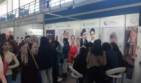 l'UM6SS expose au Forum Orienta Plus d'El Jadida