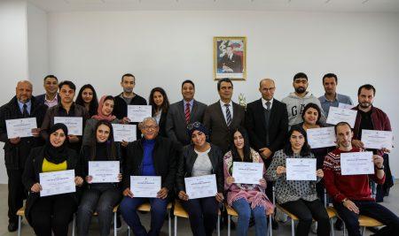 La Première Promotion de Diplômés en Stérilisation Hospitalière voit le jour à l'UM6SS
