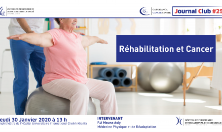 Journal Club #25 : Réhabilitation et Cancer