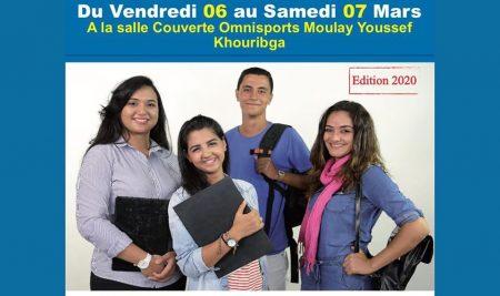 l'UM6SS expose au Forum d'Information et d'Orientation de Khouribga