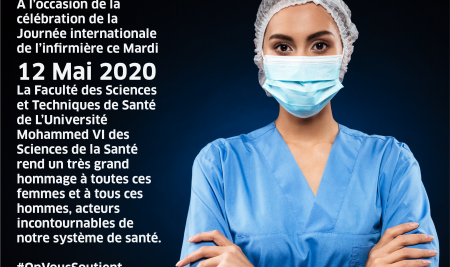 La FSTS de l'UM6SS célèbre la journée mondiale de l'infirmière