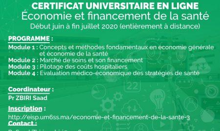 L'EISP lance deux Certificats Universitaires en ligne